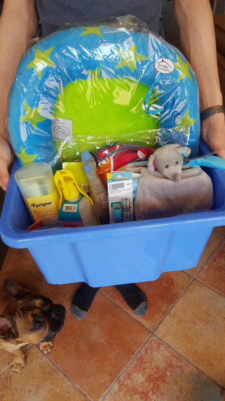Puppypakket 2015
